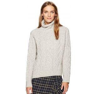 Vince Women's Cashmere Wool Turtleneck Sweater Med